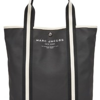 Canvas Shopper Tote