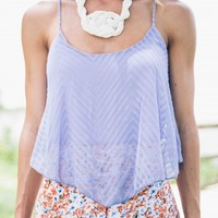 Show and Pastel Crop Top