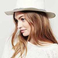 Indego Africa Womens Little Star Straw Boater