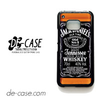 Jack Daniel's Whiskey For HTC One M9 Case Phone Case Gift Present