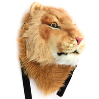 Viahart Authentic Tigerdome Serengeti Lion Backpack