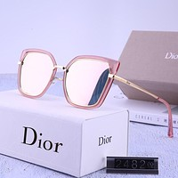 Vogew DIOR fashion hot selling casual women large frame polarized sun sunglasses