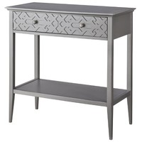 Threshold™ Fretwork Console Table