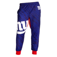 New York Giants Official NFL Men's Jogger Pants