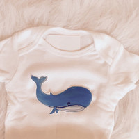 Whale Onesuit
