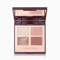 Rose Gold Eyeshadow Palette: Exagger-eyes – Bigger Brighter Eyes | Charlotte Tilbury