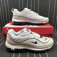 Nike Air Max 98 OG ¡°Fossil¡± Sports Running Shoes