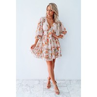 REORDER: Be My Sunshine Dress: Multi