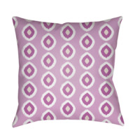 Circles Pillow ~ Lilac