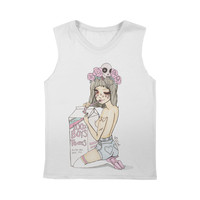 Boys Tears Muscle Tee