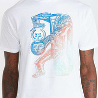Vans Off The Wall Gallery Zio Ziegler Tee - Urban Outfitters
