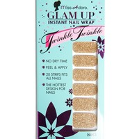 Glam Up Instant Nail Wrap