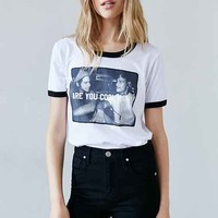 Dazed And Confused Ringer Tee