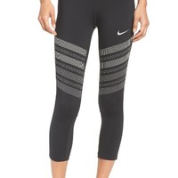 Nike Power Epic Running Crop Leggings | Nordstrom