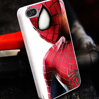 Spiderman custom customized iphone4/4s/5/5s/5c, samsung galaxy s3/s4/s5, and ipod 4/5