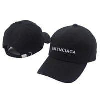 PEAP Balenciaga Embroidered Outdoor Baseball Cap Hats