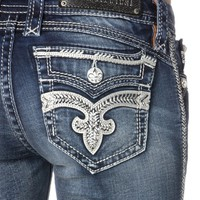 Rock Revival Yeon Bootcut Jeans