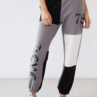 Juicy Couture For UO High-Rise Color Block Sweatpant | Urban Outfitters