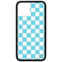 Checkers iPhone 11 Pro Case | Blue