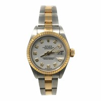 Rolex Datejust swiss-automatic womens Watch 79173 (Certified Pre-owned)