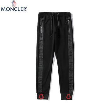 Moncler Tide brand casual cotton trousers