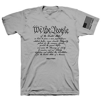 Kerusso Hold Fast We The People USA Christian Unisex T-Shirt