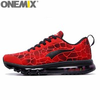Original onemix Air Cushion Mens Running Shoes for Women Free New Female Walking Sneakers Trainers Jogging sports Men Racer Urh