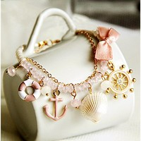 Sweet and Cute Ocean Collection Bracelets