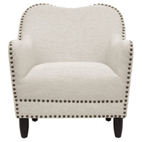 Herring Accent Chair, Beige, Accent & Occasional Chairs