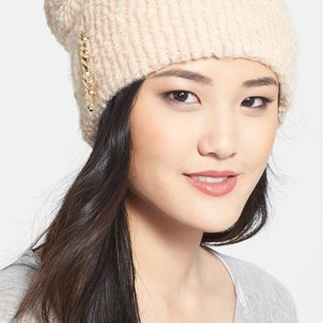 Women's Wildfox Loose Knit Beanie
