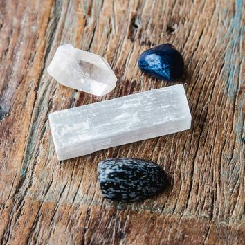 Winter Crystal Collection
