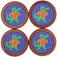 University of Florida Coasters in Blue by Smathers & Branson