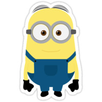 Minion by Heather Clauson