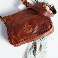 Free People Terni Leather Satchel