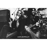 Led Zeppelin That's the Way Poster 24x36