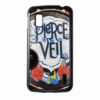 Pierce The Veil Pedal Drum For Nexus 4  CASE *RA*