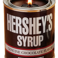 Hershey's Chocolate Syrup Candle