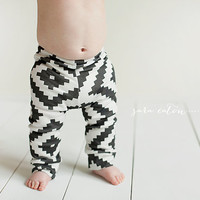 The Zane Leggings - All Organic Cotton