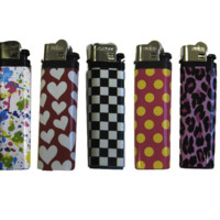 PRETTY PRINTS COLLECTION LIGHTERS