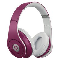 Beats by Dr. Dre Studio Over-Ear Headphones - Pink (900-00015-01)