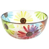 Colorful Daisy Bowl