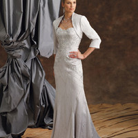 Mother of the Bride Dresses – Montage Boutique by Mon Cheri 29996 Mermaid Jacket