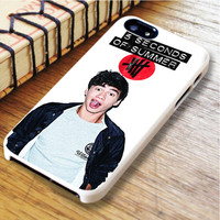 5 Sos Calum Hood Calum Hood 5 Seconds of summer band music   For iPhone 6 Plus Cases   Free Shipping   AH0687