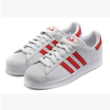 ADIDAS Trending Fashion Casual Sports Shoes White