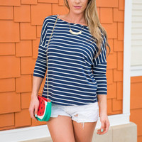 Can't Beat This Top, Navy