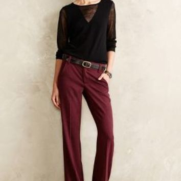 Flecked Brighton Trousers by Elevenses
