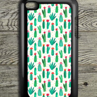 Cactus Cute Collage iPod 4 Touch Case