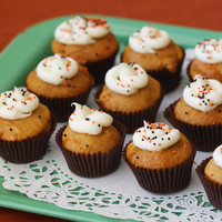 Flavor of the Week: Pumpkin Spice Cupcakes - From Scratch