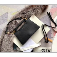 Kuyou Givenchy Paris Fashion Women Men Gb39616 Whip Bag With Contrasting Details