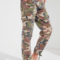 UO Authentic Camo Cargo Pant | Urban Outfitters